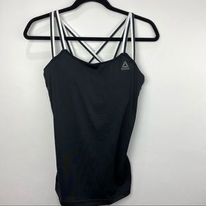 Reebok activechill racerback workout tank NWT